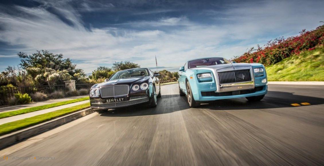 Rolls Royce Bentley Bitcoin